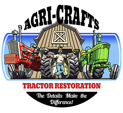 Agri-Crafts Antique Tractor Restoration