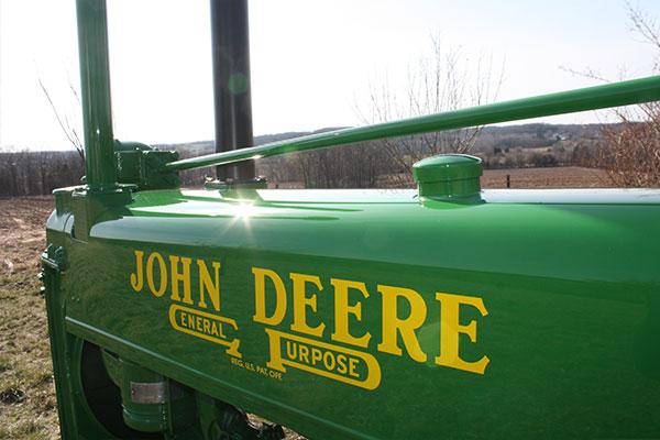 1936 John Deere A