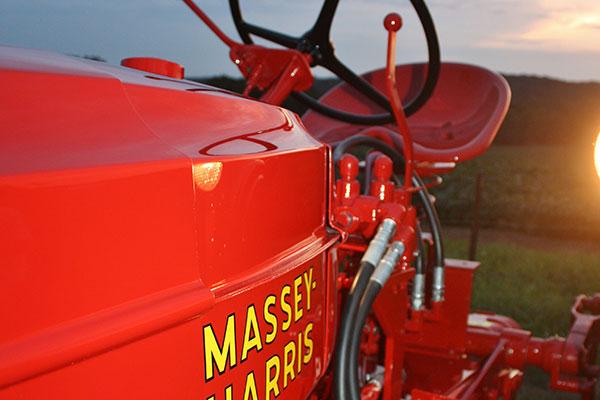 1954 Massey Harris 33