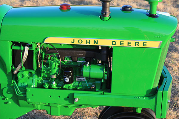 1965 John Deere 2010 Diesel