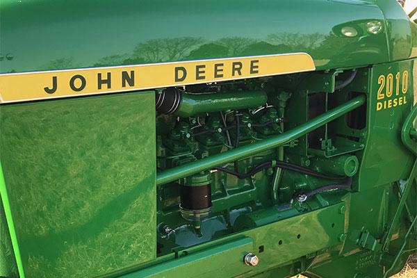 John Deere 2010 Diesel